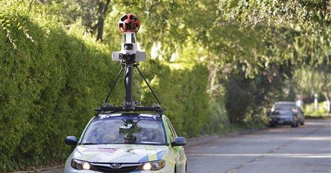 Dropping concern, Israel allows Google Street View