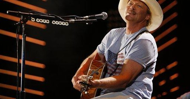 Garth Brooks, Alan Jackson honored for songwriting