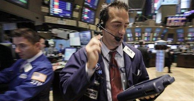 Stocks inch higher, shaking off 4 weeks of losses