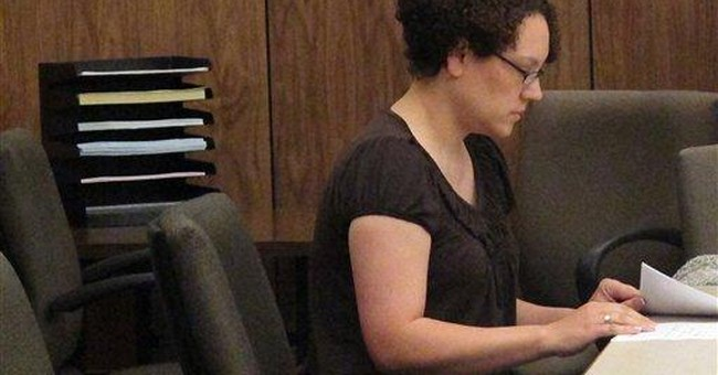 Woman convicted of child abuse in hot sauce case