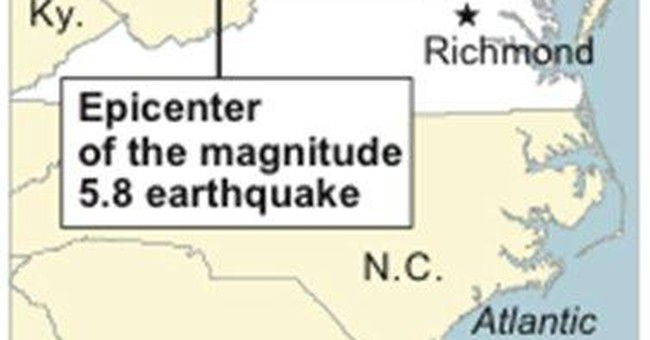 Thousands of travelers delayed by East Coast quake