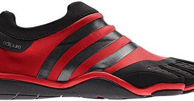 Adidas launches barefoot shoe