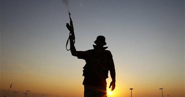 Libya's deadliest weapons not yet corralled