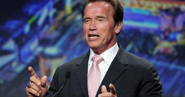 Schwarzenegger comeback to be filmed in New Mexico