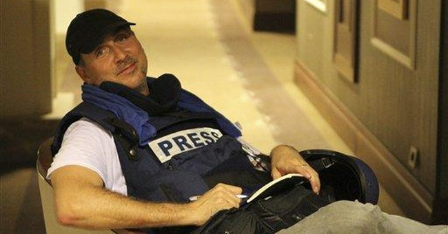 Journalists say they are freed from Tripoli hotel