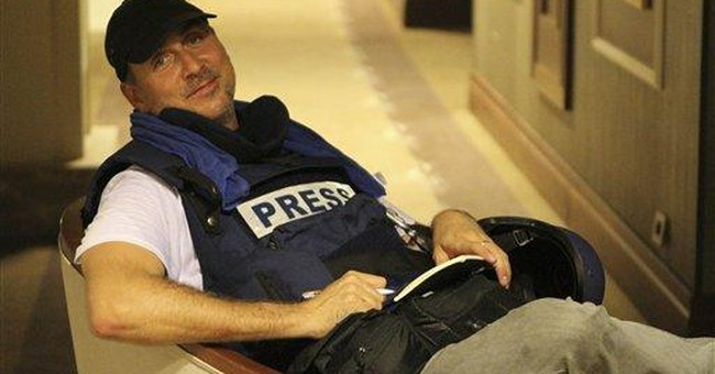 Journalists freed from Tripoli hotel after days