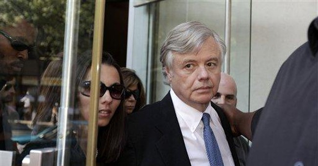 Court nixes ex-Pa. senator's short prison sentence