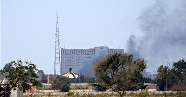 NATO bounces back in Libya, but troubles remain