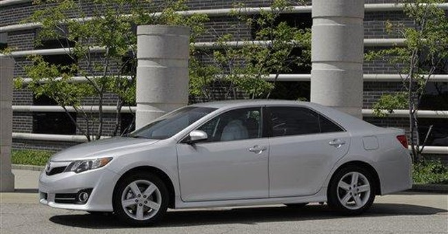 Toyota debuts new Camry amid tough competition