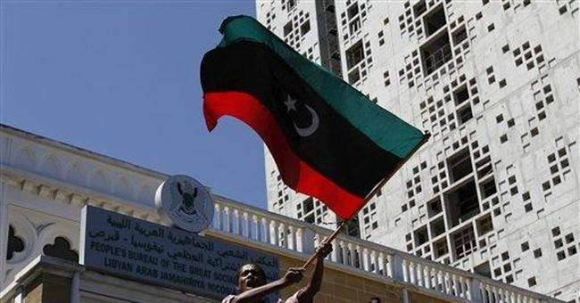 'Die, Gadhafi': Libya's embassies abroad defect