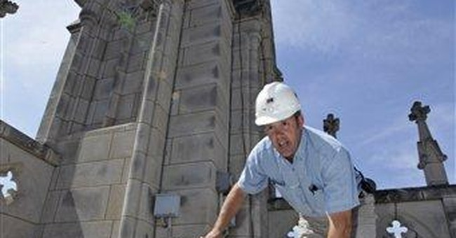Cathedral damage means King ceremony to relocate