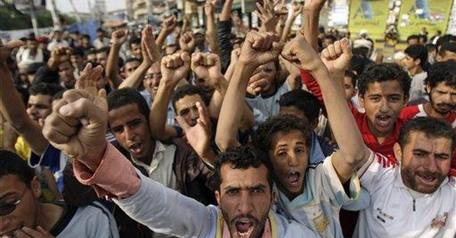 Airstrikes kill 36 suspected militants in Yemen