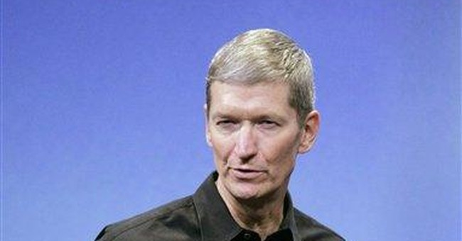 Biographical information on new Apple CEO Cook