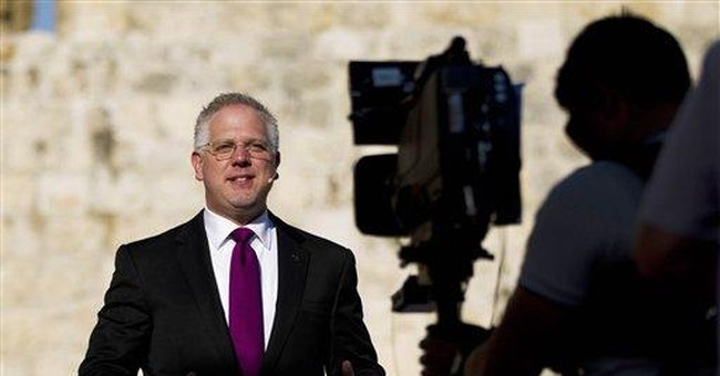 Glenn Beck hosts rally in Old City of Jerusalem