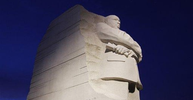 King aides bound by history to dedicate memorial