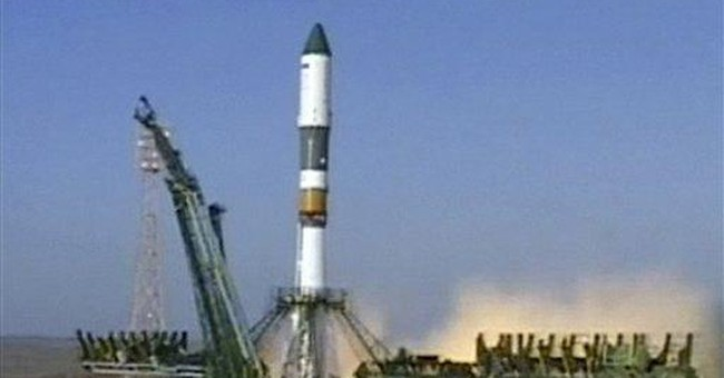 Russians search for crashed spaceship in Siberia