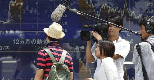 Japan sets $100B to manage strains of strong yen