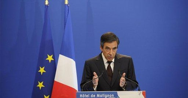 France cuts growth targets, unveils austerity plan