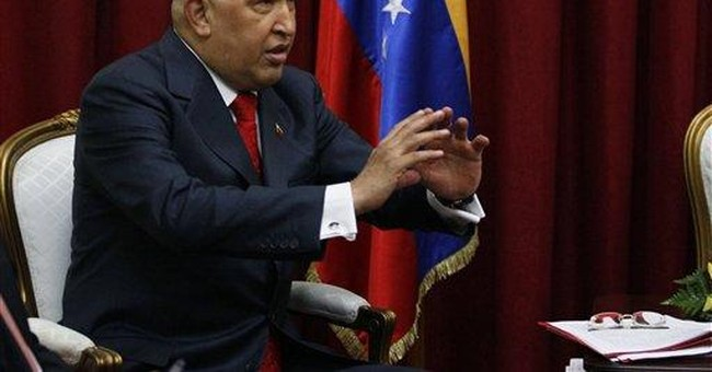 Chavez: Libya's tragedy begins with Gadhafi's fall