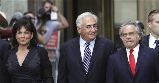 Strauss-Kahn free after NY court ends sex case