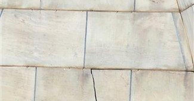 More cracks found in Washington Monument