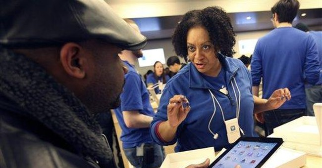Apple fans: Company is more than Steve Jobs