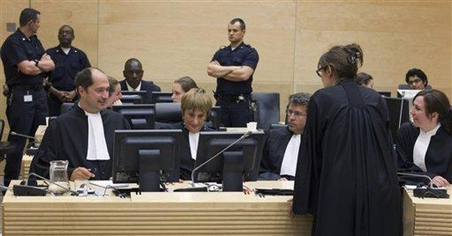 Lawyers wrap up Int'l Court's first trial