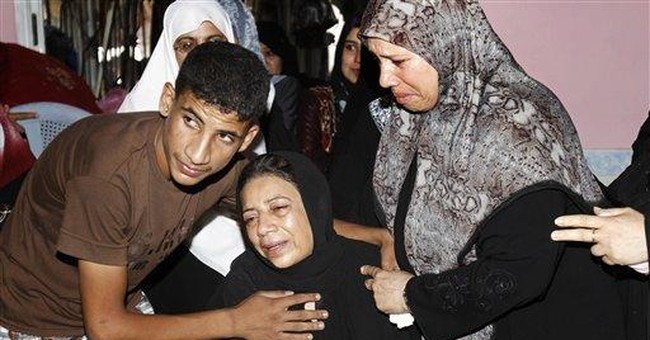 Gaza militants call another truce with Israel