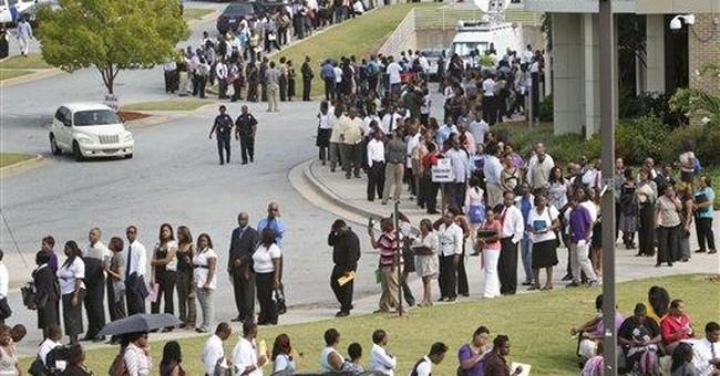 Verizon strike boosts unemployment aid requests