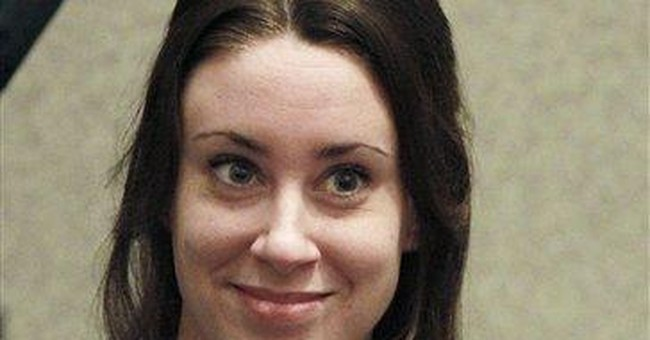 Casey Anthony reports to Fla. probation officer