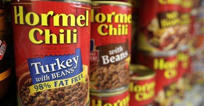 Hormel Foods 3Q profit up, lifts full-year outlook