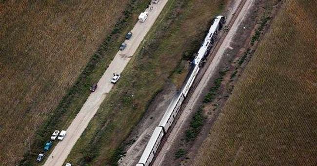 Chicago-bound train derails in Neb.; 22 hurt