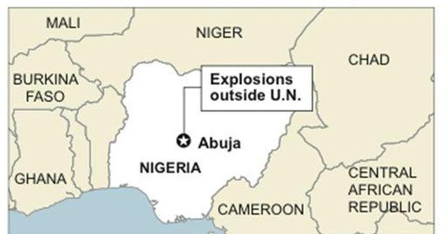 UN headquarters car bombing in Nigeria kills 18
