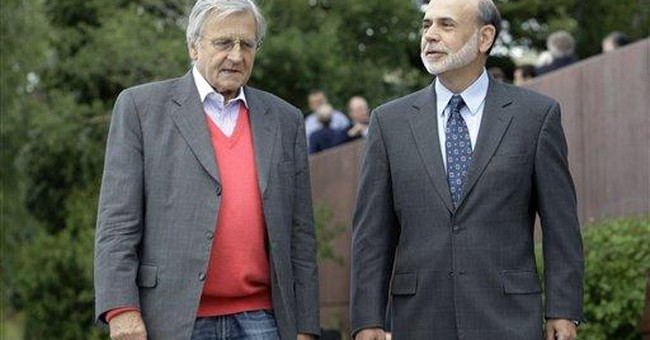 Bernanke offers no new steps but leans on Congress