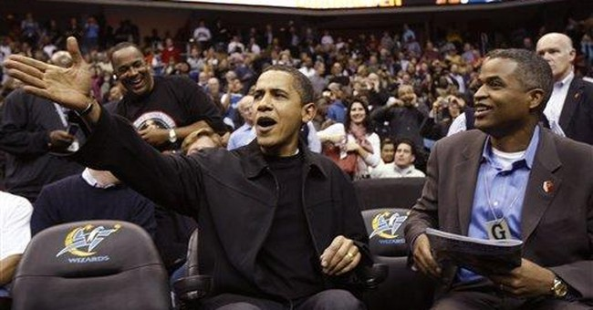 Obama finds refuge among close friends on vacation