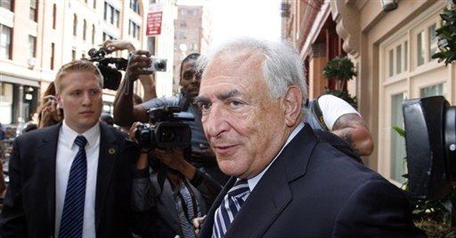 Biographer: Strauss-Kahn relieved to have passport