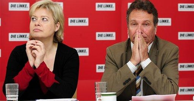 German Left Party flounders amid financial crisis