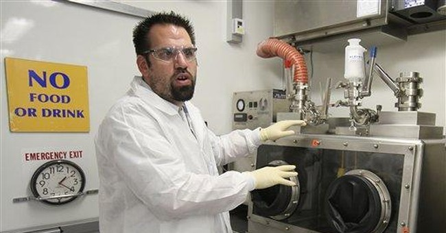 Scientists man bioterror front lines post-9/11