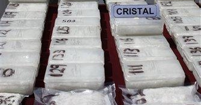 Mexico's Sinaloa cartel makes big move into meth