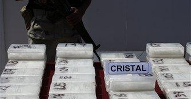 Mexico's Sinaloa cartel makes big move into meth
