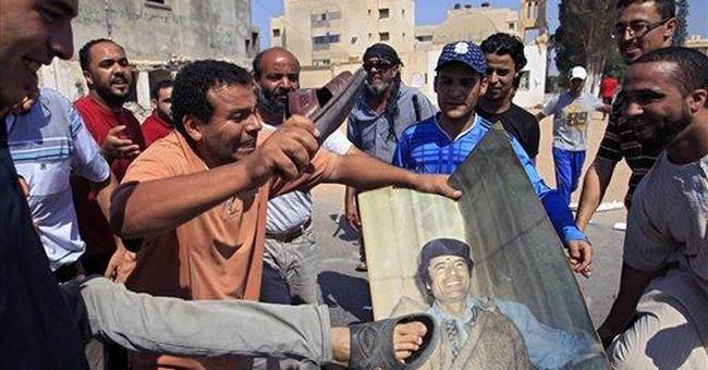 Libya's new masters face enormous hurdles