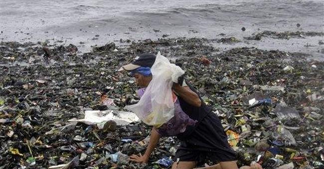 Typhoon-triggered landslides kill 6 in Philippines