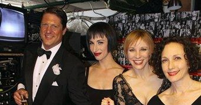 'Chicago' is Broadway's 4th longest-running show