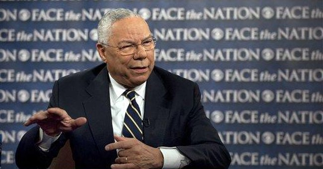 Powell says Cheney taking 'cheap shots' in book