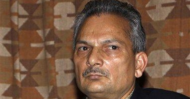 Deputy chief of former rebels elected new Nepal PM