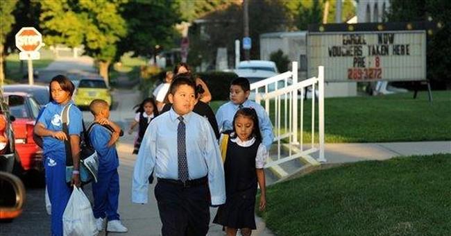 Ind. vouchers prompt thousands to change schools