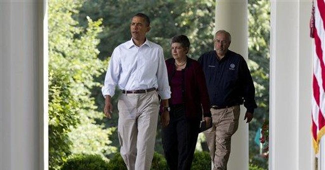 Obama on Irene: 'This is not over'