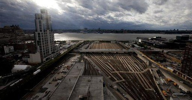 Amtrak gets more trains moving following Irene