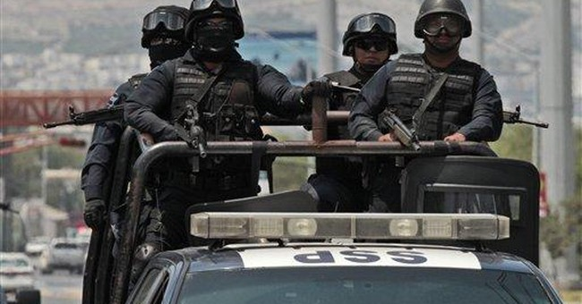 5 detained in attack that killed 52 in Mexico