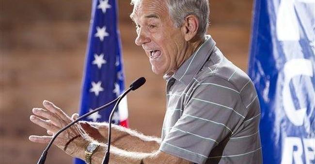 Paul still critical of US involvement in Libya